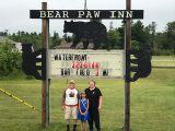 Bear Paw Inn Ribbon Cutting