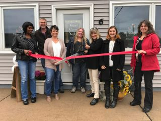 Serendipity Ribbon Cutting